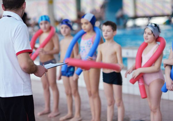 School Swimming Program