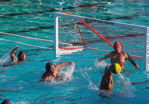 Water Polo Coaching